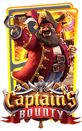pussy888 captains bounty